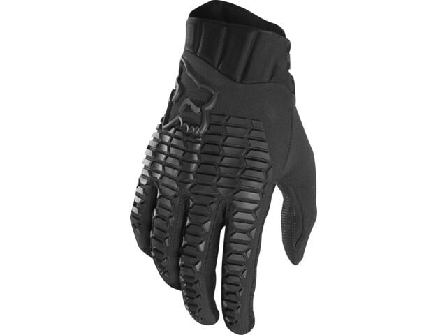 Fox Defend Gloves Herren black/black